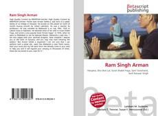 Borítókép a  Ram Singh Arman - hoz
