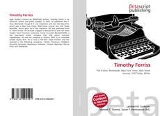 Bookcover of Timothy Ferriss
