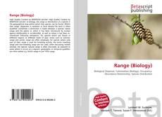 Обложка Range (Biology)