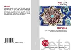 Bookcover of Rashidun
