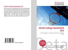 Bookcover of NCAA College Basketball 2K3