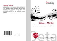 Bookcover of Segundo Montes
