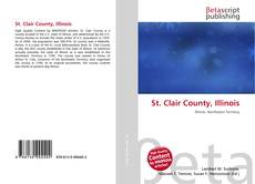 Bookcover of St. Clair County, Illinois