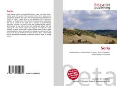 Bookcover of Soria