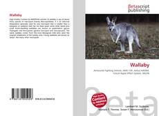 Bookcover of Wallaby