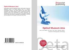 Bookcover of Optical Museum Jena