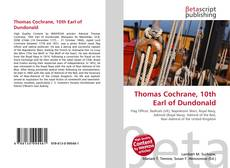 Bookcover of Thomas Cochrane, 10th Earl of Dundonald