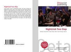 Bookcover of Nightclub Two Step