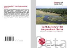Bookcover of North Carolina's 10th Congressional District