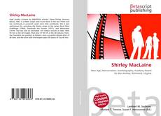 Bookcover of Shirley MacLaine