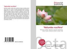 Buchcover von ''Nelumbo nucifera''