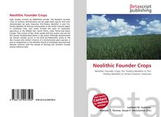 Обложка Neolithic Founder Crops