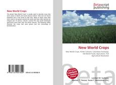 Bookcover of New World Crops