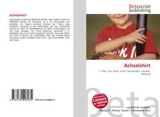 Bookcover of Achselshirt