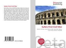Bookcover of Sulla's First Civil War