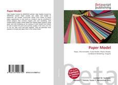 Buchcover von Paper Model