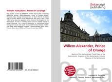 Portada del libro de Willem-Alexander, Prince of Orange