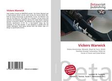 Bookcover of Vickers Warwick