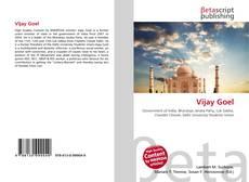 Bookcover of Vijay Goel