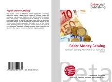 Couverture de Paper Money Catalog