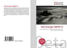 Bookcover of USS Avenger (MCM-1)