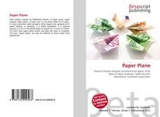 Buchcover von Paper Plane
