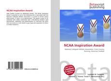 NCAA Inspiration Award的封面