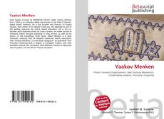 Bookcover of Yaakov Menken