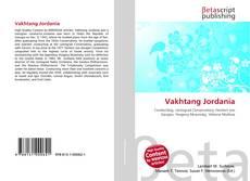 Bookcover of Vakhtang Jordania
