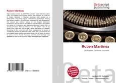 Bookcover of Ruben Martinez