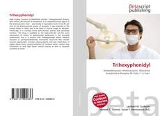 Trihexyphenidyl kitap kapağı