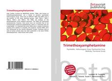 Capa do livro de Trimethoxyamphetamine