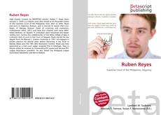 Bookcover of Ruben Reyes