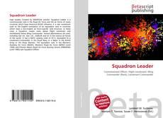 Squadron Leader kitap kapağı
