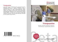 Bookcover of Trimipramine