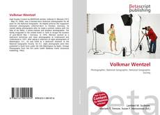 Capa do livro de Volkmar Wentzel