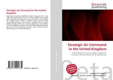 Bookcover of Strategic Air Command in the United Kingdom