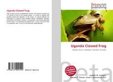 Capa do livro de Uganda Clawed Frog