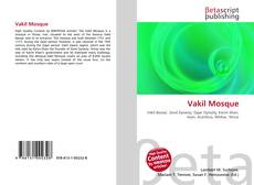 Bookcover of Vakil Mosque