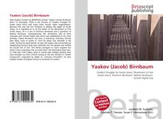 Bookcover of Yaakov (Jacob) Birnbaum