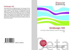 Bookcover of Stridsvagn 103