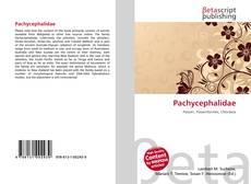 Pachycephalidae kitap kapağı