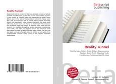 Capa do livro de Reality Tunnel