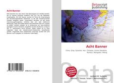 Bookcover of Acht Banner