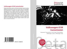 Bookcover of Volkswagen 01M transmission