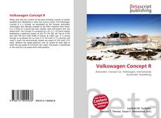 Bookcover of Volkswagen Concept R