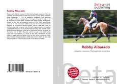Bookcover of Robby Albarado