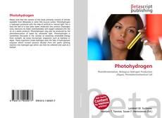 Photohydrogen kitap kapağı
