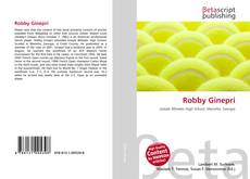 Bookcover of Robby Ginepri