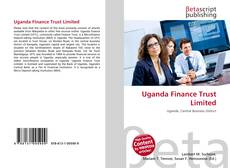 Uganda Finance Trust Limited kitap kapağı